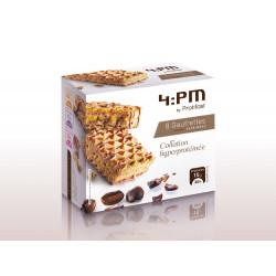 PROTIFAST 4:PM Gaufrettes Café/Moka 4x2