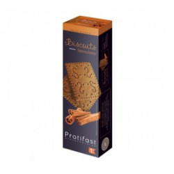 PROTIFAST Biscuits Speculoos 10x2