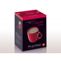 PROTIFAST Boisson Cacao Chaud 7 sachets