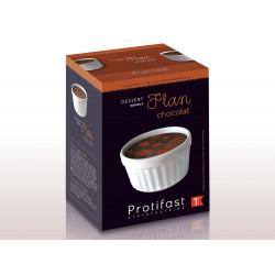 PROTIFAST Flan Chocolat 7 sachets