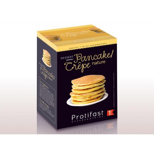 PROTIFAST Pancake/Crêpe Nature 7 sachets