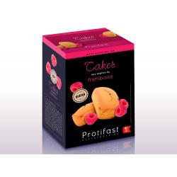 PROTIFAST Cake Pépites Framboise 5x48g