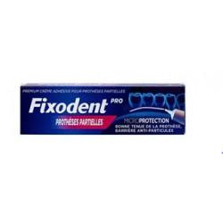 FIXODENT PRO Protheses Partielles 40G