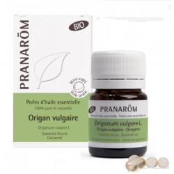 PRANAROM PERLES D'HUILE ESSENTIELLE Origan Vulgaire - 60 Perles
