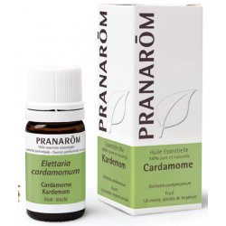 PRANARÔM HUILE ESSENTIELLE Cardamome 5ml