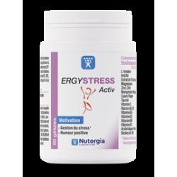 NUTERGIA Ergystress Activ - 60 gélules