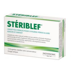 DENSMORE STERIBLEF - 14 lingettes stériles