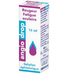 DENSMORE ANGIODROP Fatigue Oculaire - 15ml
