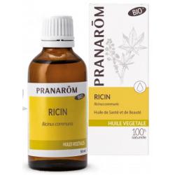 PRANARÔM HUILE VEGETALE Ricin 50ml