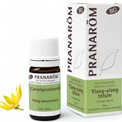 PRANAROM HUILE ESSENTIELLE Bio Ylang Ylang Totum 5ml