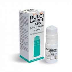 DULCILARMES 1,5 % Collyre - 10ml