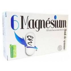 MAGNESIUM 6 EN 1 - 60 Comprimés