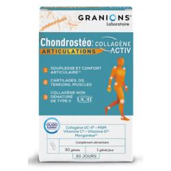Chondrostéo+ Collagène Activ 30 gélules