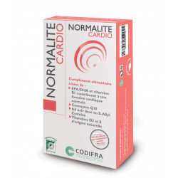 CONDIFRA NORMALITE CARDIO - 30 Capsules