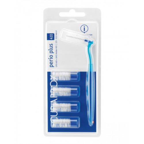 CURAPROX Brossette Inter-dentaire CPS 410 PERIO+ Bleu