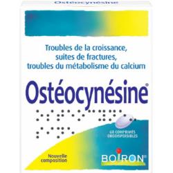 OSTEOCYNESINE - 60 Comprimés Orodispersibles