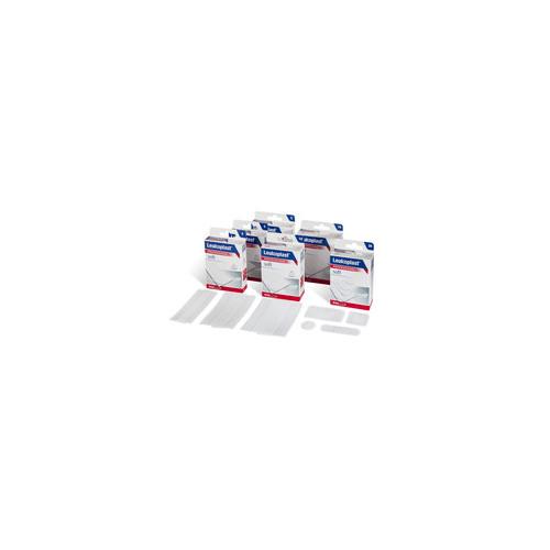 LEUKOPLAST SOFT WHITE COVERMED Pansements 10CMX8CM - 5 Unités