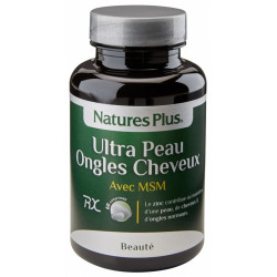NATURE'S+ ULTRA PEAU/ ONGLE/ CHEVEUX - 60 Comprimés