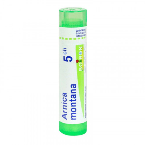 ARNICA MONTANA BOIRON 5CH tube-granules