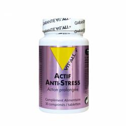 VIT ALL+ ACTIF ANTI STRESS - 60 Comprimés