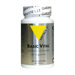 VIT ALL+ BASIC VITAL - 60 Comprimés