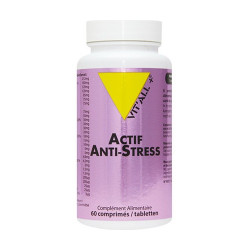 VIT ALL+ ANTI STRESS 600 - 60 Comprimés