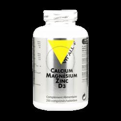 VIT ALL+ CALCIUM MAG ZINC D3 - 250 Comprimés