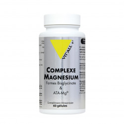 VIT ALL+ CPLX MAGNES - 60 Gélules