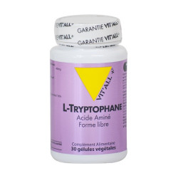 VIT ALL+ L-TRYPTOPHANE - 30 Gélules