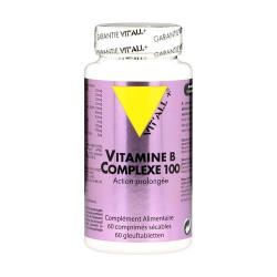 VIT ALL+ VITAMINE B COMPLEXE 100 - 60 Comprimés
