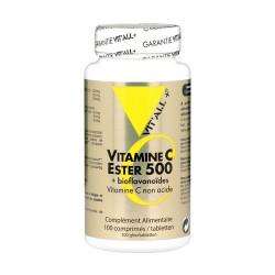 VIT ALL+ VITAMINE C ESTER C500 - 100 Comprimés