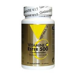 VIT ALL+ VITAMINE C ESTER500 - 60 Comprimés