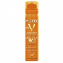 VICHY IDÉAL SOLEIL BRUME FRAÎCHEUR VISAGE SPF 50 - 75 ml