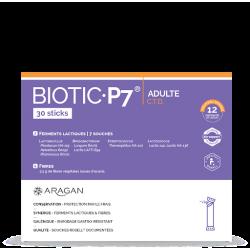 ARAGAN BIOTIC P7 ADULTE 30 JOURS - 30 Sticks