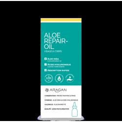 ARAGAN ALOE REPAIR OIL - 50 ml