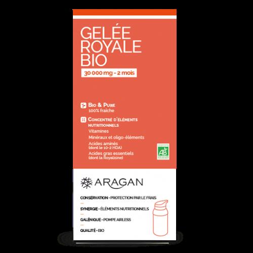 ARAGAN GELEE ROY BIO - 30 G