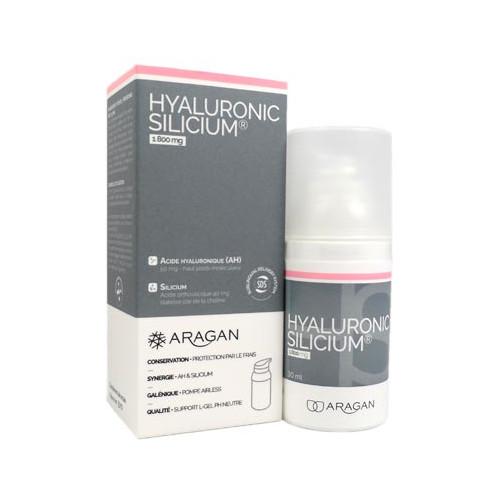 ARAGAN HYALURONIC SILICIUM - 30 ml