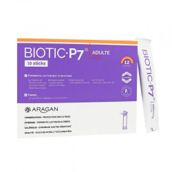 ARAGAN BIOTIC P7 ADULTE 10 JOURS - 10 Sachets