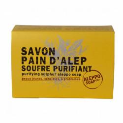 ALEPPO SOAP SAV ALEP SOUFRE - 150 G