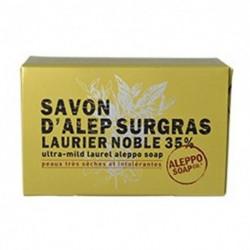 ALEPPO SOAP SAVON SURGRAS LAURIER 35% - 150 G