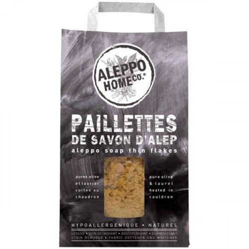 ALEPPO HOME PAILLETTES SAVON ALEP - 1 KG