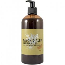ALEPPO SOAP SAVON ALEP LIQUIDE 12% - 500 ml
