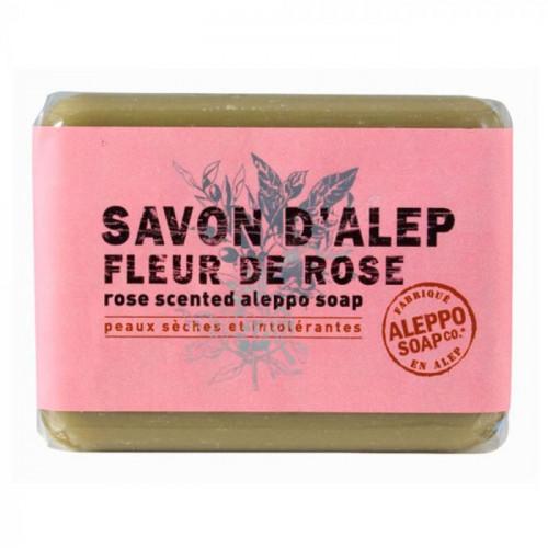 ALEPPO SOAP SAVON ALEP ROSE - 100 G