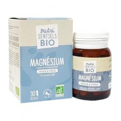 NUTRI'SENTIEL MAGNESIUM BIO - 30 Comprimés