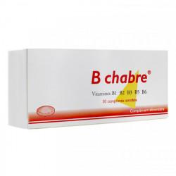 B-CHABRE VITAMINE - 30 Comprimés