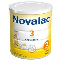 NOVALAC 3 Lait de croissance pour nourrisson Boîte/800g