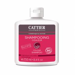 CATTIER Shampooing Couleur Sans Sulfates 250ML
