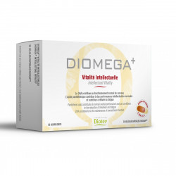 DIOMEGA+ VITALITÉ INTELLECTUELLE - 30 Gélules