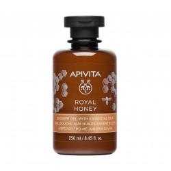 APIVITA GEL DOUCHE MIEL ROYAL - 250 ml