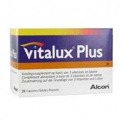VITALUX PLUS OMEGA - 28 Capsules